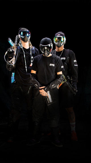 """PRO AIRSOFT TEAM """"SYG"""""""