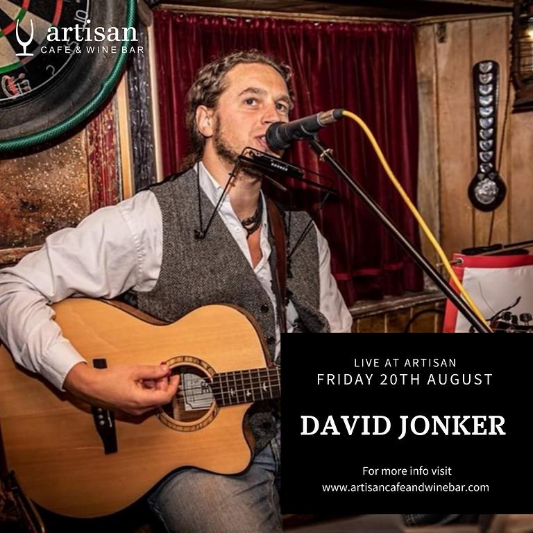 Friday Night Live with David Jonker