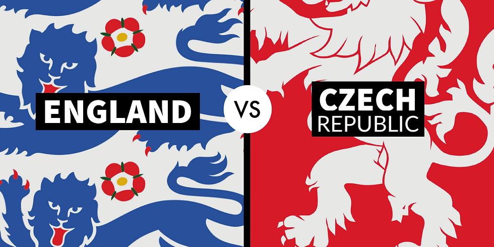 EURO 2020: England vs Czech Republic