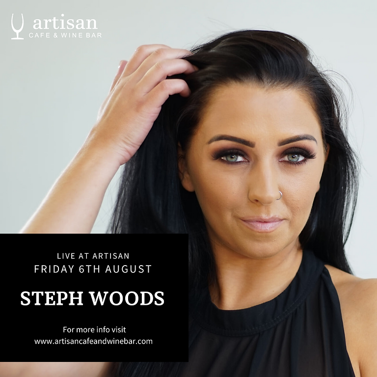 Friday Night Live with Steph Woods