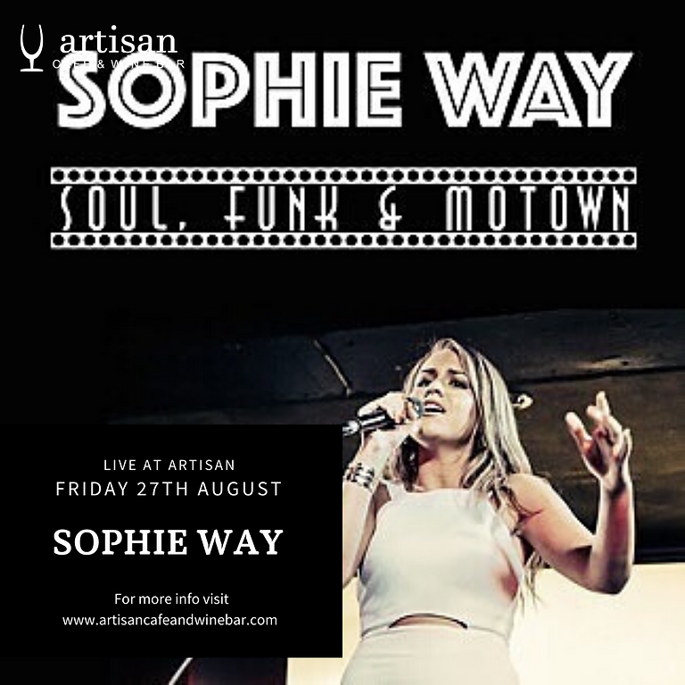 Friday Night Live with Sophie Way