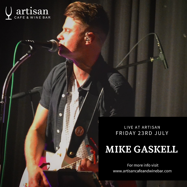 Friday Night Live with Mike Gaskell