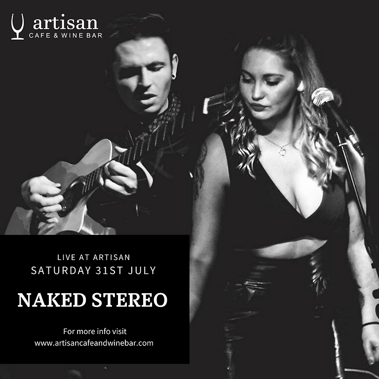 Saturday Night Live with Naked Stereo