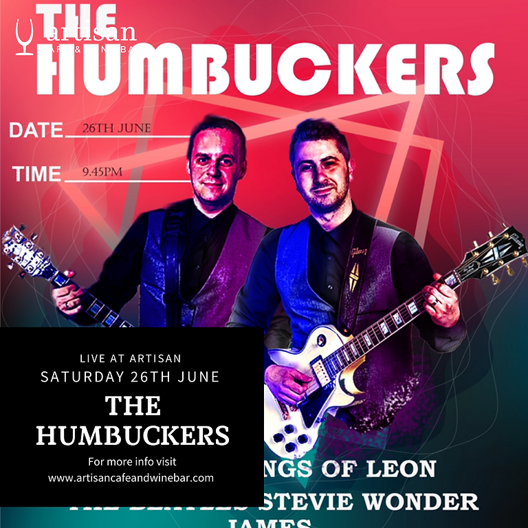 Saturday Night Live with The Humbuckers