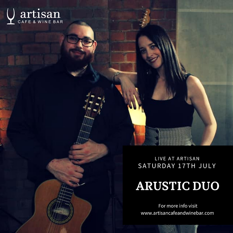 Saturday Night Live with Arustic Duo