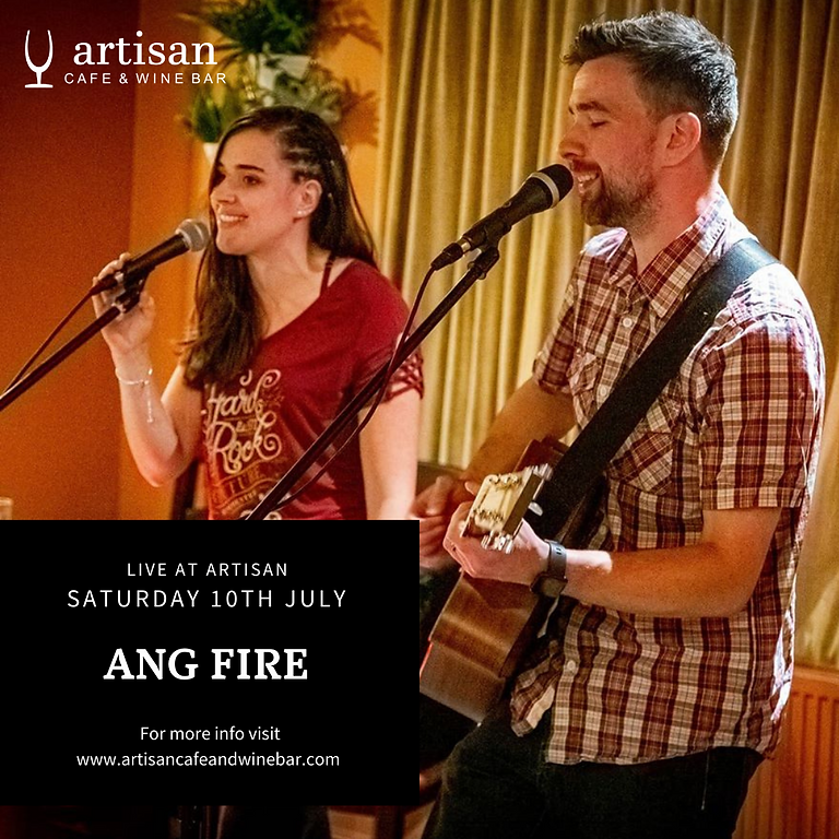 Saturday Night Live with Ang Fire