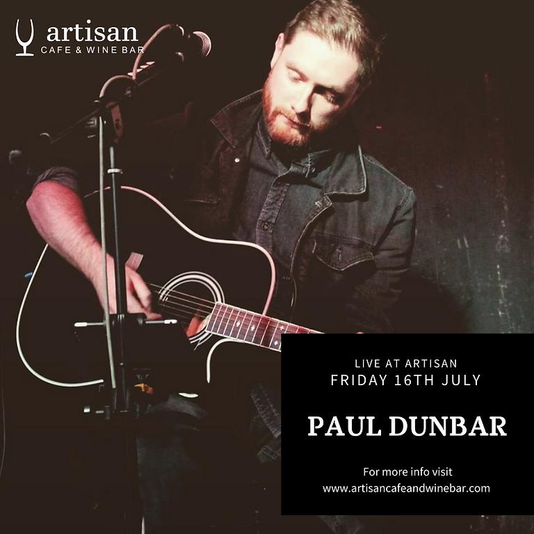 Friday Night Live with Paul Dunbar