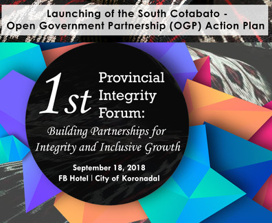 11 - Launching of the South Cotabato - O