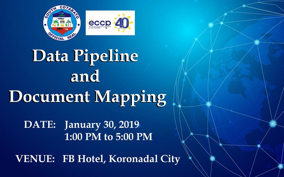 29 - January 30, 2019 - Data Pipeline an
