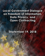 15 - September 19, 2018 - Local Governme