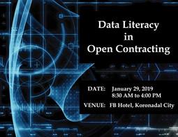 27 - January 29, 2019 - Data Literacy in