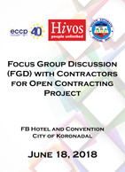 3 - June 18, 2018 - Focus Group Discussi