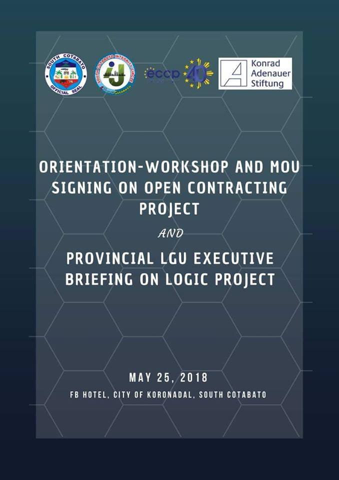 1 - May 25, 2018 - Orientation-Workshop