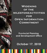 20 - October 17, 2018 - Widening of the