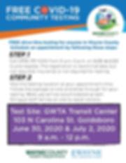 Community Testing GWTA Poster Rev 1 (1).
