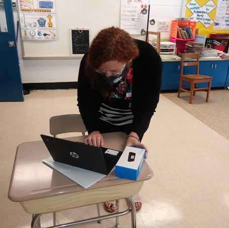 Kresge Foundation Grant Supports Telehealth and Student Learning Dudley