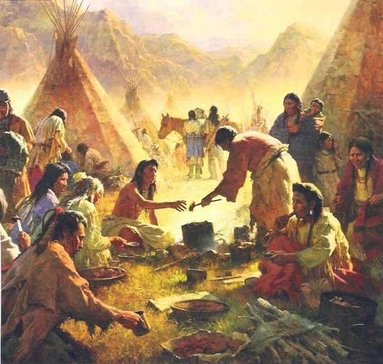 native american folklore