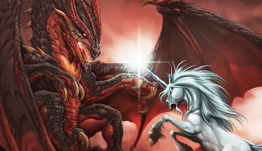 dragon-unicorn