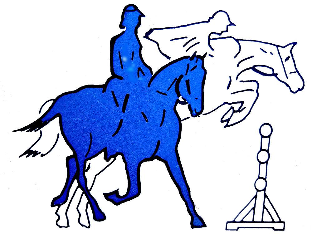 centre equestre treverno saut d'obstacle dressage logo