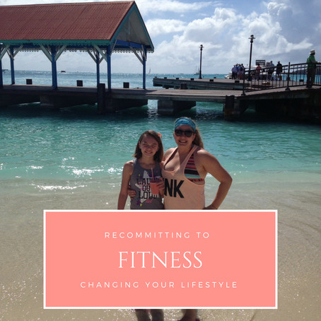 Recommitting to Fitness... Again! Part 1 How to make it work? I need your help.