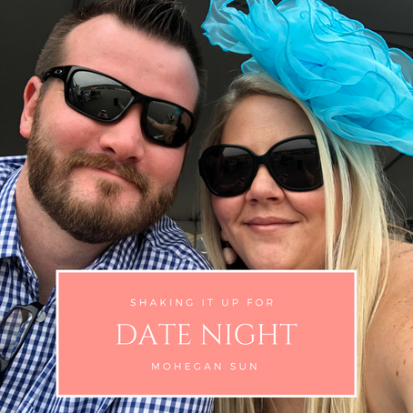 Date Night Ideas: Derby Date Mohegan Sun at Pocono Downs Review