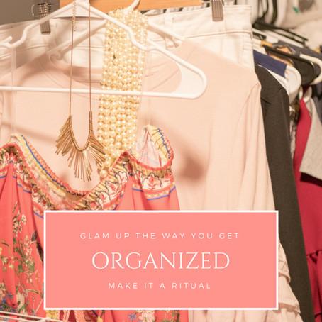 True Life Confession: I'm Organized