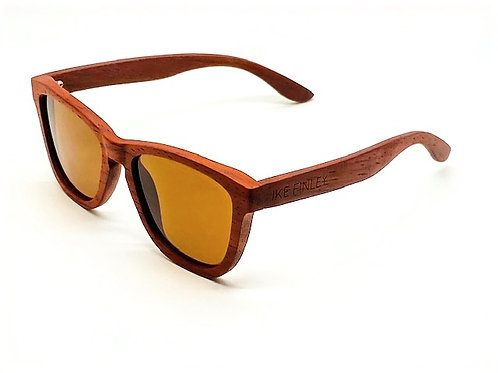 IKE FINLEY™ Smooth Red Pear Wood Frame