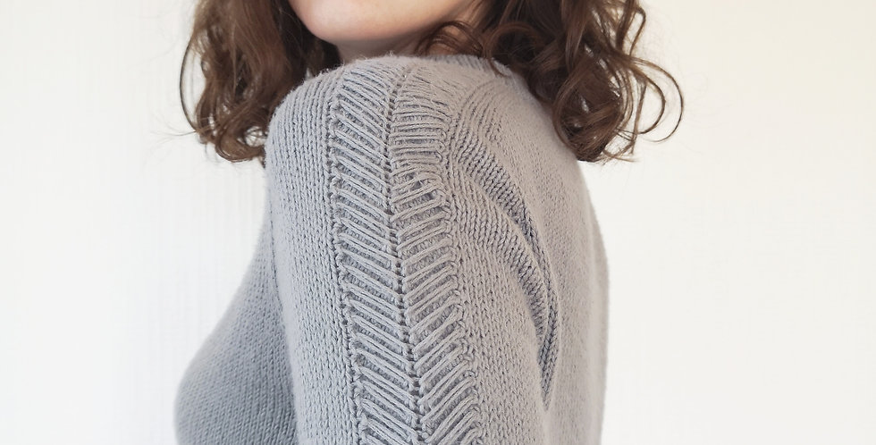 Kakuetta sweater