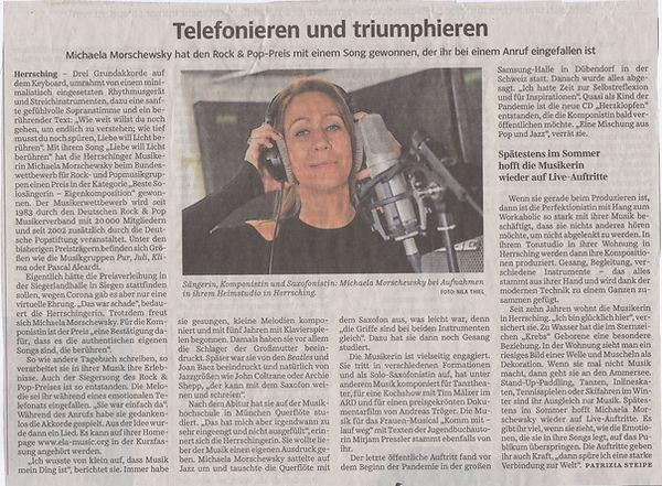 Artikel Süddeutsche Deutscher Rock und
