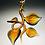 Thumbnail: Leafy Branch Ornament