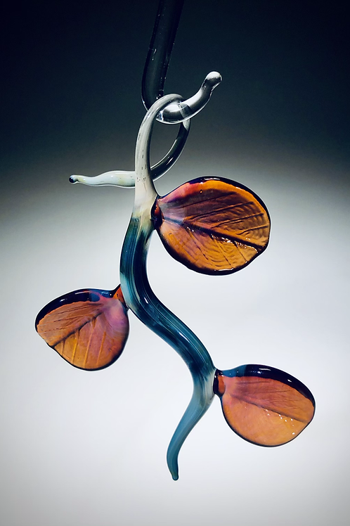 Leafy Branch Ornament