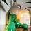 Thumbnail: Green Dry Hammer Pipe