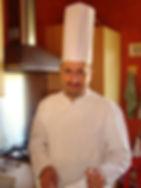 Franck DUCHEMIN, chef des cours de cuisine et pâtisserie à Bourg-Achard et cours de cuisine et pâtisserie à Rouen