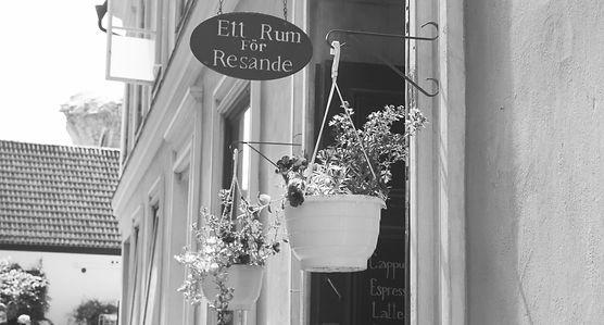 Ett Rum För Resande Café