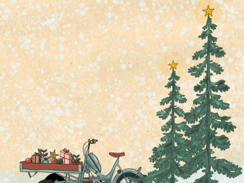 Italienska sju-rätters Julmiddagar