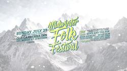 Midwinter Folk festival