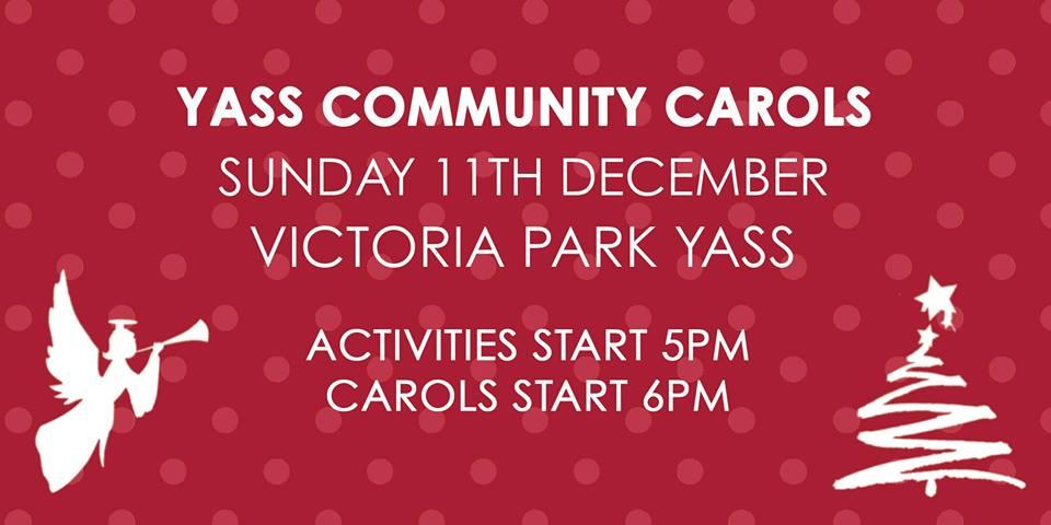Yass Community Carols 2016