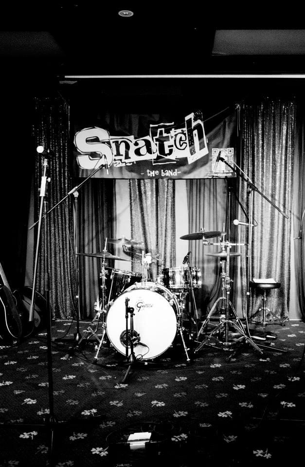 Snatch N Grab Fundraiser for McGrath