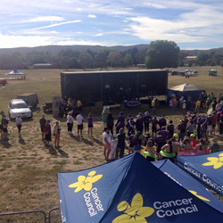 Queanbeyan Relay for Life 2015