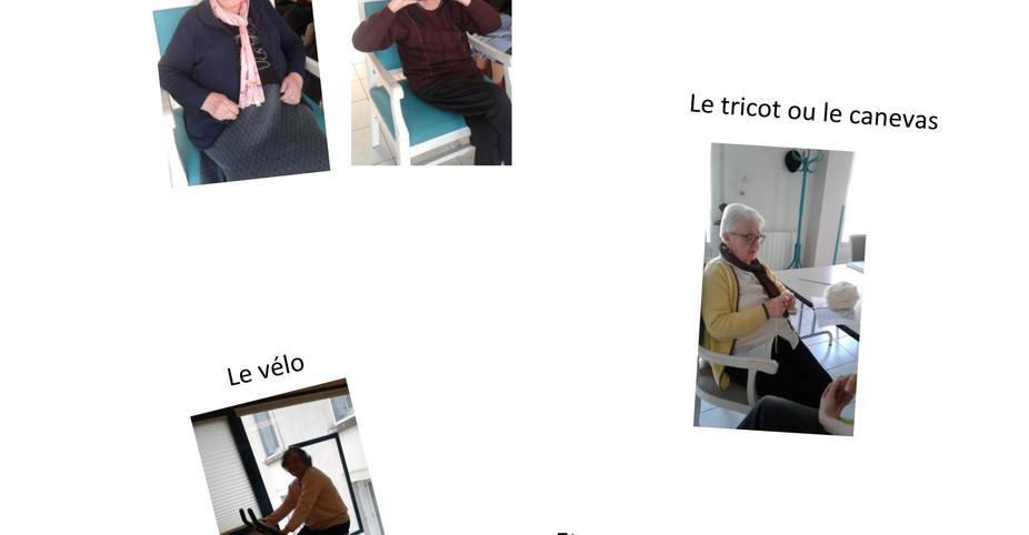 Réponse des résidents élèves St Nicolas
