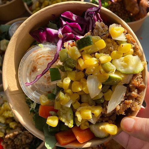 One Salad Bowl