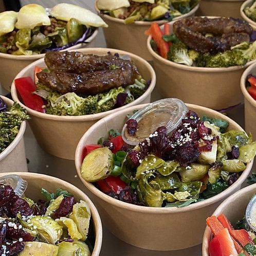 Weekly Salad Subscription