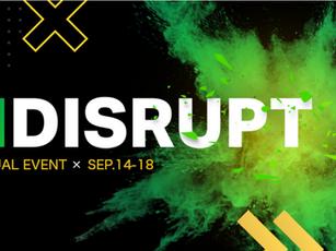 スタートアップ登竜門TechCrunch Disrupt SF 2020に参加決定!