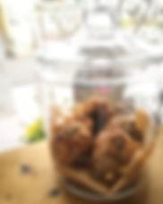 _____今週の豆乳スコーン_______------クリスマススコーン----
