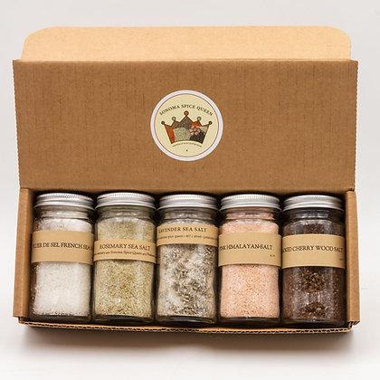 Artisanal Salt Box