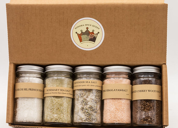 Artisan Salt Box