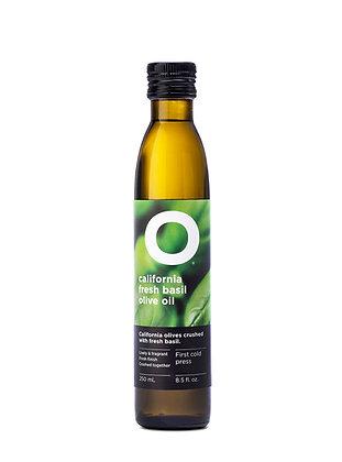 O Basil Olive Oil