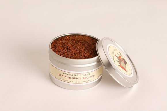 Java and Spice Rub
