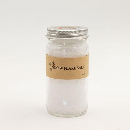 Snow Flake Salt