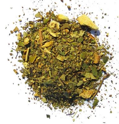 Organic Tea and TrumpetsLemon Ginger